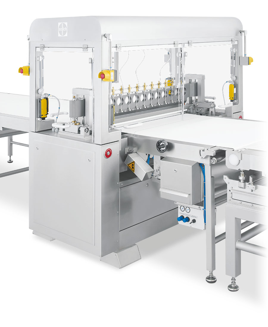 High-performance guillotine Type SGS