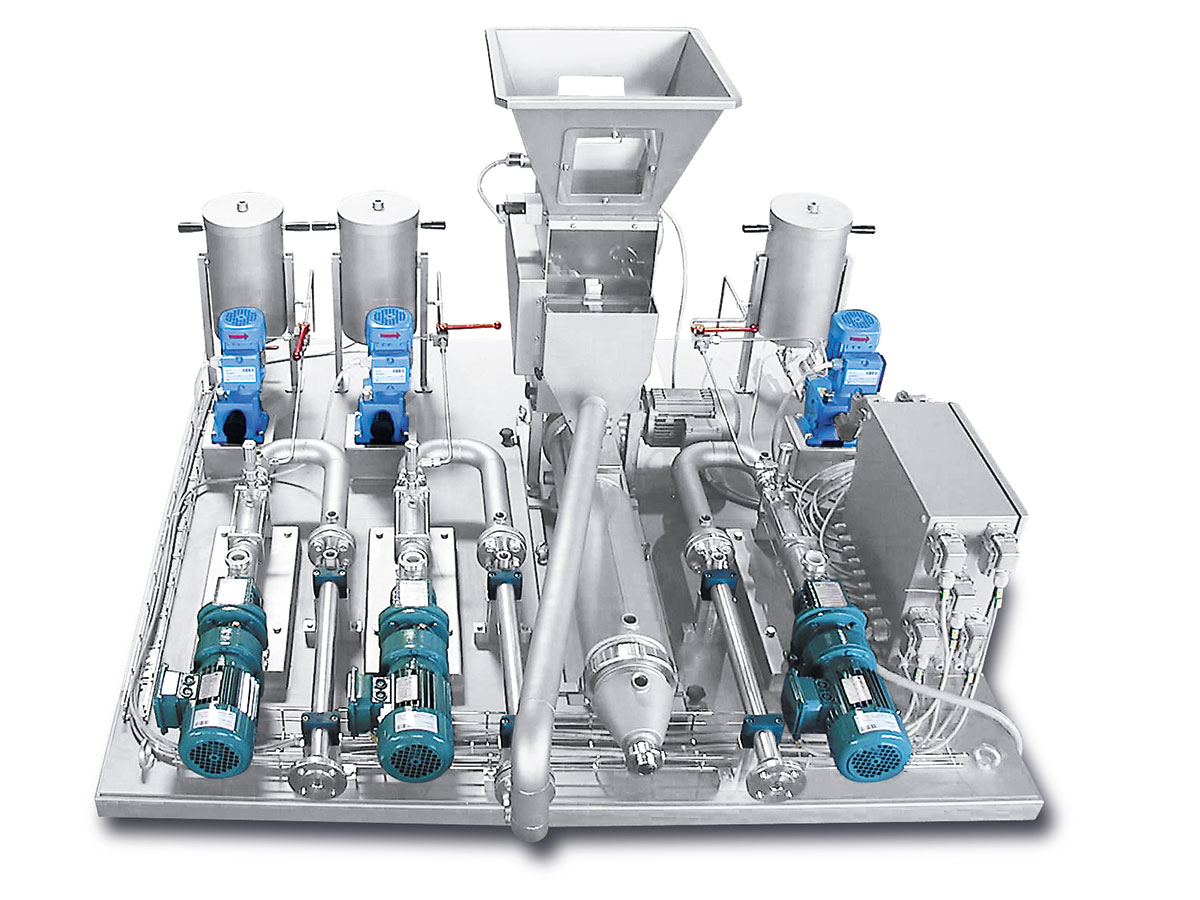 Flavour dosing system